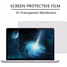 Soft Screen Protector Voor Macbook Pro 13 15 Inch 2020 Touch Bar A2289 A2251 A1706 A1708 A2159 A2179 A1989 A1932 clear Film(China)