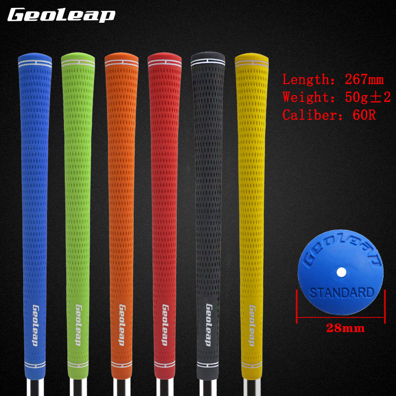 Tour Golf Grips Club Grips Standard Sizes And 7 Colors 100 Pcs/lot Free Shipping