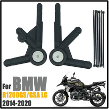 For BMW R1200GS Adv Adventure GS 1200 LC R 1200 GS LC 2013-2019 Motorcycle Frame Panel Guard Protector Left & Right Side Cover