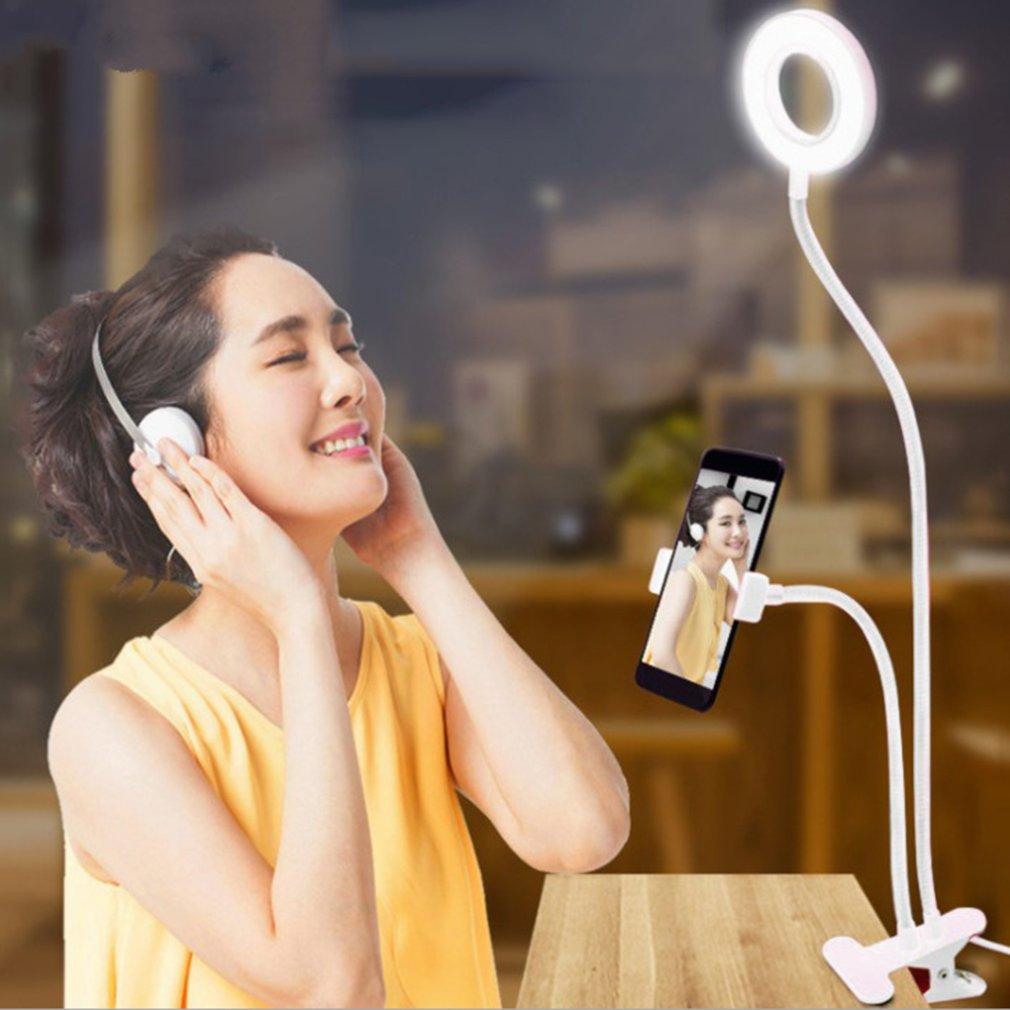 com suporte do telefone celular flexível pode