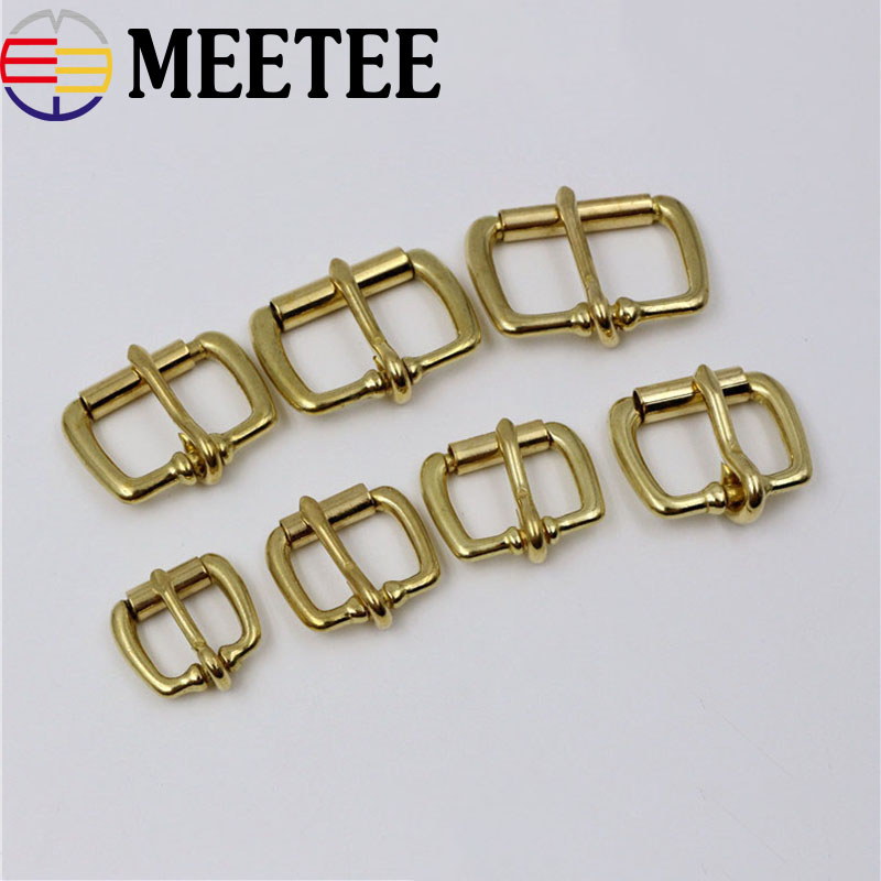 2 PCS Metal Backpack Luggage Bag Strap Buckle Clasp Fastener DIY Accessories New