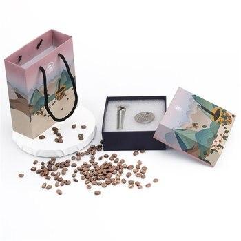 Cápsulas rellenables para Nespresso, filtro de café reutilizable, gotero de acero, accesorios recargables para café