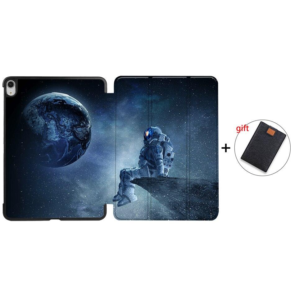 IP13 Orange MTT Tablet Case For iPad Air 4th Generation 10 9 inch 2020 PU Leather Folio Flip