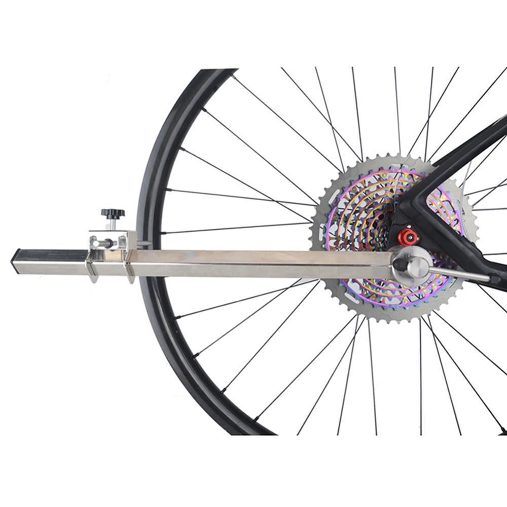 Profesjonalne narzędzia do naprawy roweru skrzynia biegów naprawa rowerów górskich modyfikacja tylnego koła narzędzie do kalibracji ucha podnoszącego