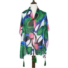 Jzhifiyer chiffon scarf feminino spring summer capes fashion ring shawl hijab bandana neck silk polyester