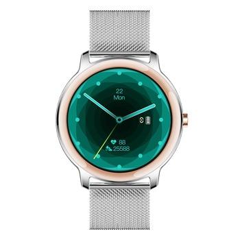 Rundoing Γυναικείο smart watch για android και ios