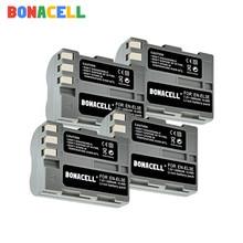 BONACELL 2600mAh EN-EL3e EN EL3e EL3a ENEL3e Camera Battery for Nikon D300S D300 D100 D200 D700 D70S D80 D90 D50 Camera цена и фото