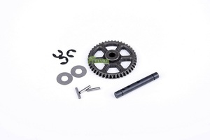 Middle Drive Gear Kit Fit 1/8 HPI Savage XL FLUX Rovan MONSTER BRUSHLESS TRUCK TORLAND RC Car Parts(China)