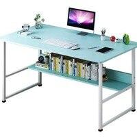 간단한 작은 테이블 침실 간단한 책상 홈 오피스 컴퓨터 데스크톱 학생 기숙사 학습 책상|노트북 책상|   -