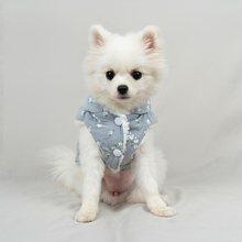 Зимняя теплая куртка для маленькой собаки верхняя одежда щенка