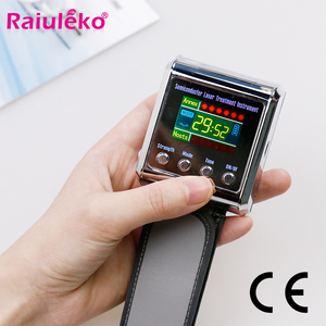 650nm Laser Therapy Instrument Diode LLLT for Diabetes Hypertension Treatment Watch Laser Sinusitis Apparatus Cholesterol(China)