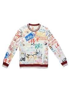 Man Hoodies Men Sweatshirt Special Fashion Dg European-Design And Print Angel Printing-Pattern