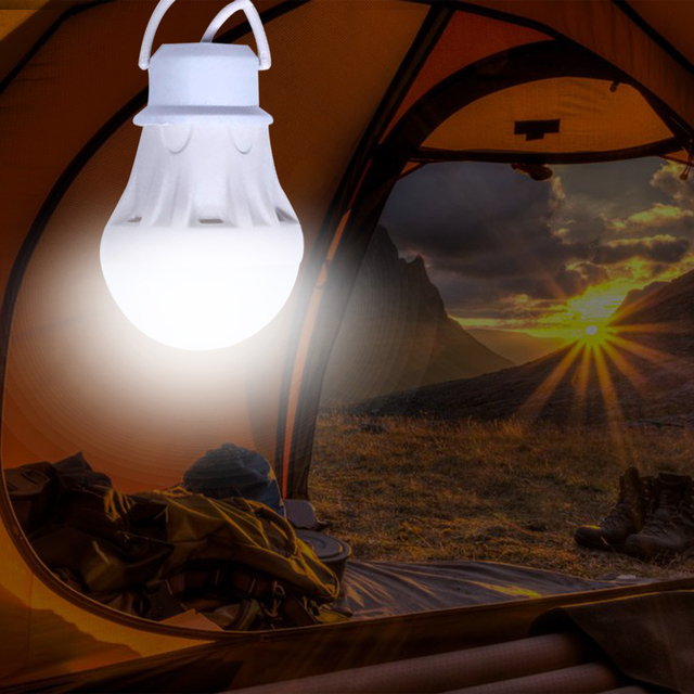 Lantern Camping Light Power Bank Tent Camping Lamp Strong Bightness LED Bulb Portable Lantern Tent Lantern Camping Hiking 3