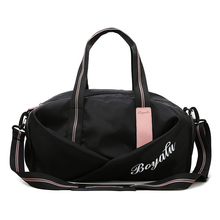 Oxford voyage sac de Sport pour les femmes Fitness concepteur Sport multifonction épaule fourre tout sacs de Sport pour le stockage de chaussures Yoga sac de Fitness