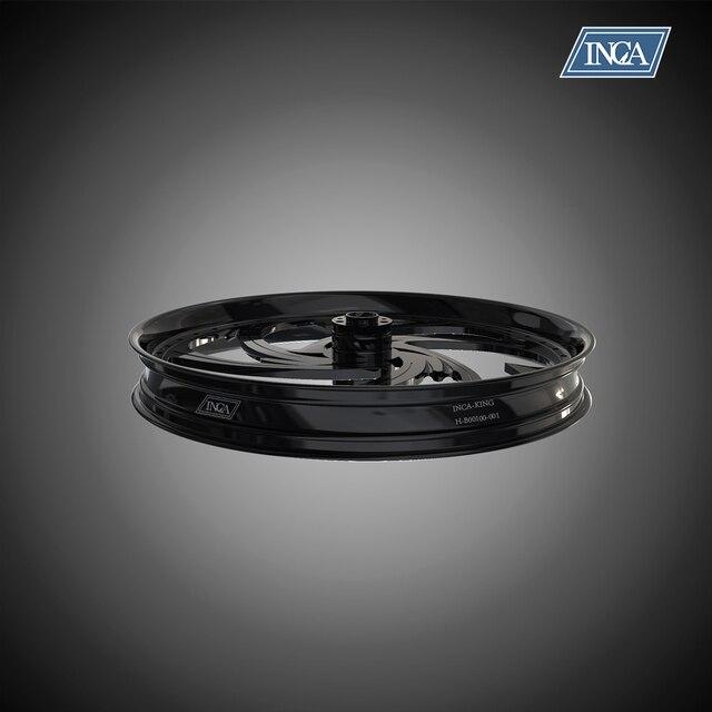 INCA Customization Wheel Hub/Rim 5