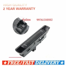 for  Porsche Boxster Cayman 911 Front Engine Bonnet and Rear Trunk Lid Start Release Switch 99761310502