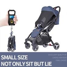 YOYA Mini Lightweight Baby Stroller Newborn Baby Nest