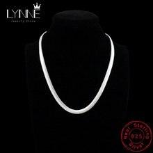 Женское и мужское ожерелье в стиле панк простого дизайна из
