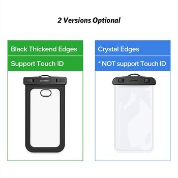 Ugreen Phone Case Bag Waterproof Phone Pouch 6.5'' Phone Bag Case For iPhone 11 Pro Max X 8 7 6S Samsung Galaxy S9 S8 Phone Case 4