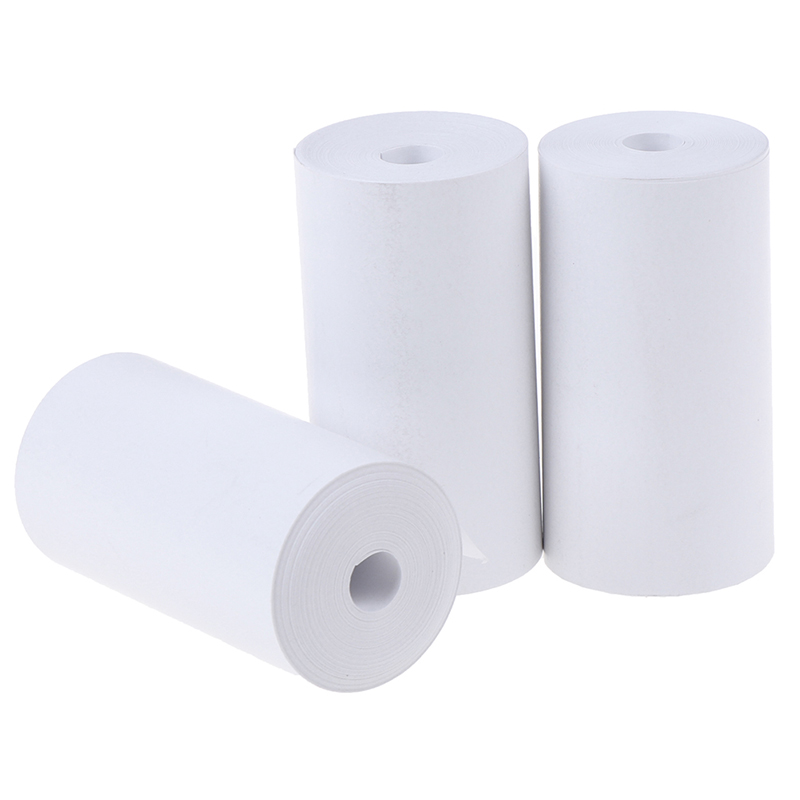 1 Roll Thermal Printing Paper 57x30mm Great For Photo Printer POS Machines