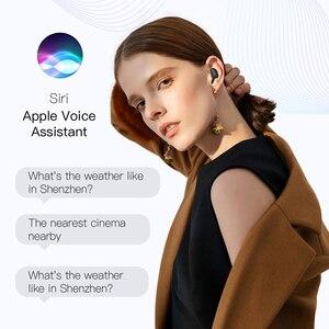 Хит продаж, беспроводные наушники TWS, Bluetooth наушники с шумоподавлением, гарнитура с микрофоном, гарнитура, светодиодный дисплей, Airdots для Xiaomi Redmi Наушники и гарнитуры      АлиЭкспресс