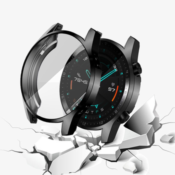 TPU Case for Huawei watch GT 2e GT 2 46mm band Watch GT2 46 mm/GT2e/GT2 Pro soft All-Around Screen Protector cover bumper Cases 2