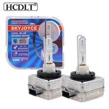 Bulbs Car-Headlight-Bulb D1C Ceramics Xenon-Lamp 8000K 4300K 12V 2PCS D1s Hid HCDLT 35W