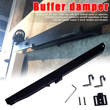 Soft Close Mechanism Buffer Damper Sliding Barn Door Hardware Durable Accessory DC156