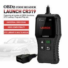 Автоматический считыватель кода launch X431 Creader 319 CR319 полный OBDII EOBD автомобильный диагностический инструмент OBD2 сканер как Creader 6001 CR3001