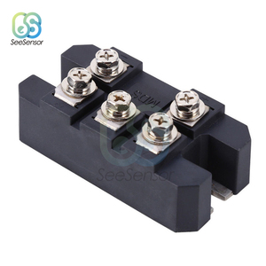MDS150A 3-Phase Diode Bridge Rectifier 150A Amp 1600V Copper Metal Case Diode Bridge Control