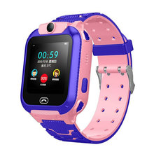Q12B ChildrenS Smart Watch Phone Waterproof LBS Positioning Call 2G Sim Card Smartwatch Remote Kids Watches