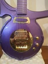 Guitarra Eléctrica Prince, modelo de símbolo de amor, todos los colores disponibles, envío gratis, cuello de Arce, diapasón de A