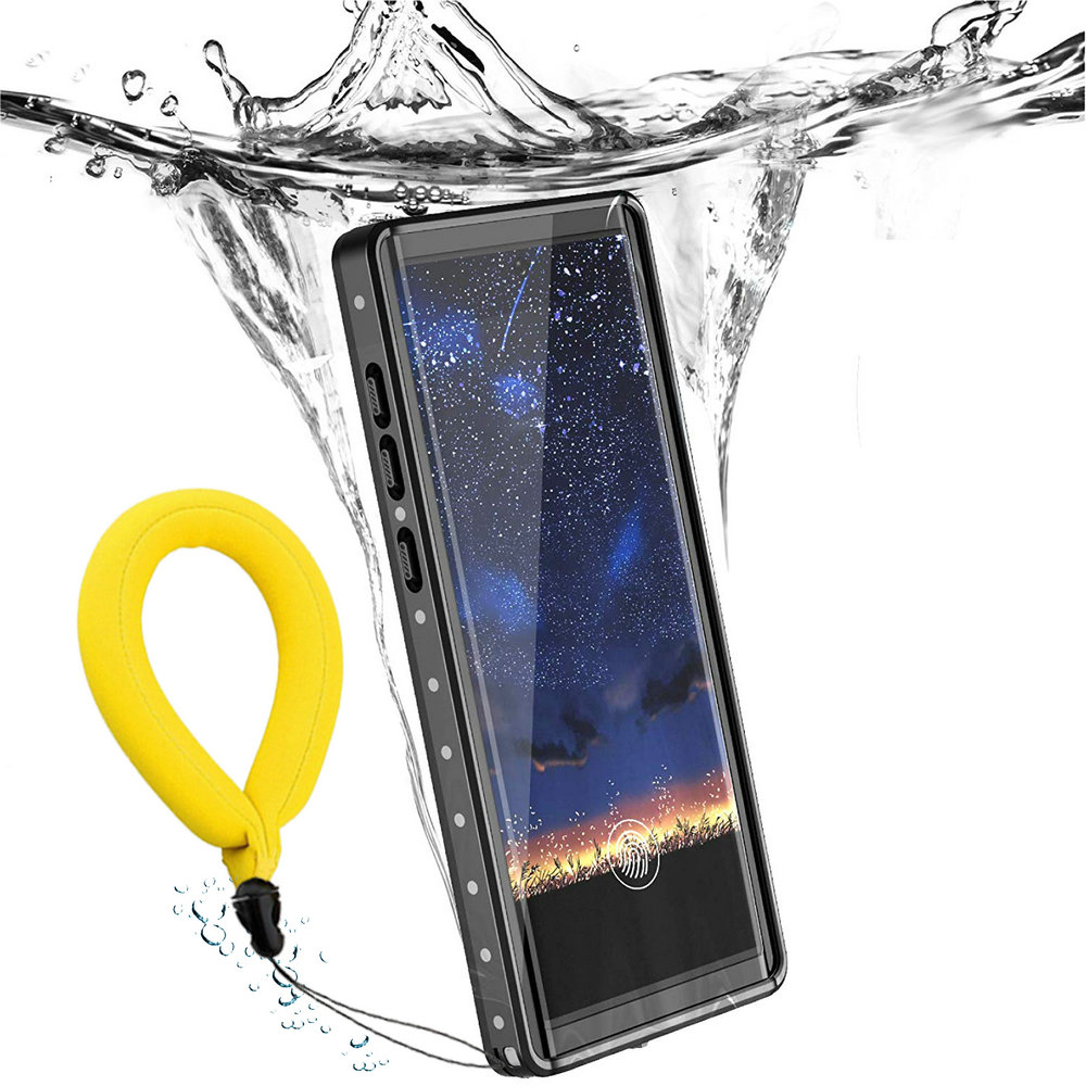 For Samsung Note 10 Note 10 Plus Waterproof IP68 Diving <font><b>Water</b></font> Shock <font><b>Proof</b></font> <font><b>Phone</b></font> <font><b>Case</b></font> for Galaxy Note10 Full Sealed Coque Note10+ image