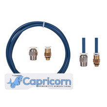Capricorn Bowden PTFE Tubing XS Series+ Quick Fitting +Straight Pneumatic Fitting For Ender/CREALITY Series 3D Printer Parts(China)