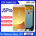 ЖК-дисплей 5,2 ''для Samsung Galaxy J5 Pro 2017 J530 J530F, ЖК-дисплей с сенсорным экраном и дигитайзером в сборе для Samsung J530, дисплей