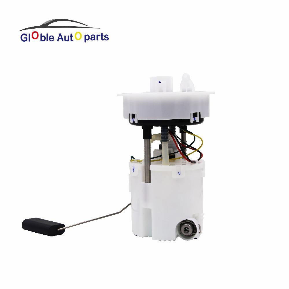 Fuel Pump Assembly Fuel Pump Fuel Pressure Regulator For Ford Fiesta 08-16 Mazda 2 8V519H307BB 8V519H307CA 1537880 TY-307