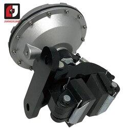 DBG-203/DBG-204/DBG-205 DBG-103 DBG-104 DBG-105 Disk Typ Pneumatische Bremse & Luftdruck Disc Kupplung Für Spannung Control