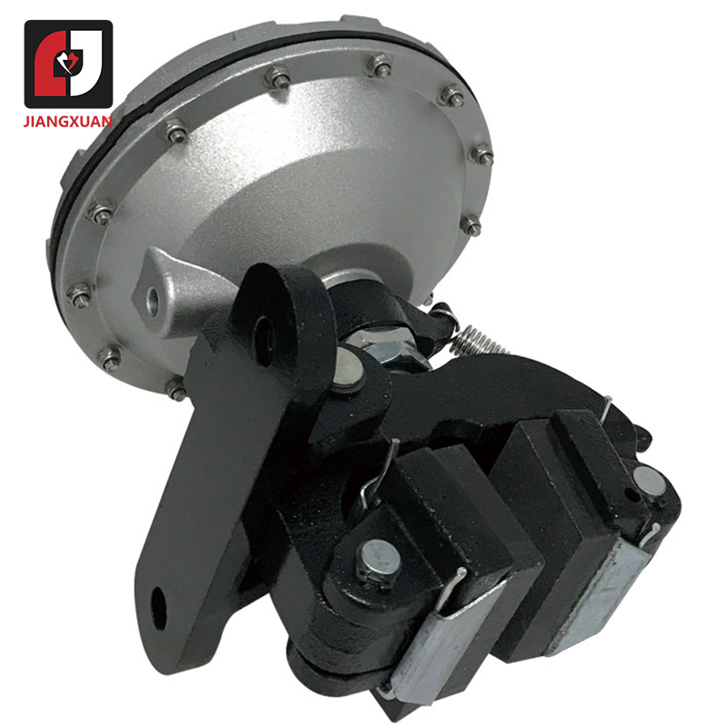 DBG-203/ DBG-204/ DBG-205 DBG-103 DBG-104 DBG-105 Disk Type Pneumatic Brake & Air Pressure Disc Clutch For Tension Control