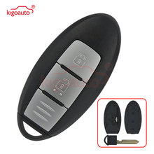 Умный чехол kigoauto для автомобильного ключа с 3 кнопками nissan