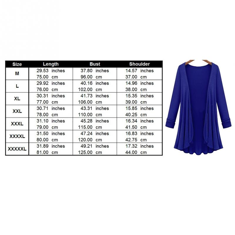 Spring Fashion Cardigan Women Sweater Casual Crochet Poncho Plus Size Coat Women Long Sweaters Vestidos Cardigans Outerwear in Cardigans from Women 39 s Clothing