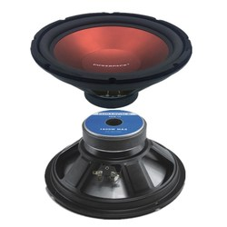 2Pieces/lot 12Inch Speaker Car Sub Woofer Bass Audio Stereo 4Ohm 2500W Acoustic Auto Speakers Subwoofer
