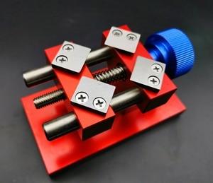 Image 2 - Professional oanl assista bezel opener ferramenta de remoção bancada volta caso abridor ferramenta relógio peças reparação para relojoeiro