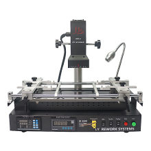 IR8500 BGA rework station infrared motherboard chip PCB repair disoldering machine B10003