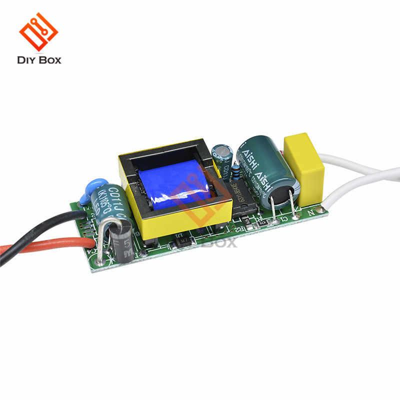 LED sürücü 600MA 20W LED güç kaynağı ünitesi AC 85 V-265 V aydınlatma Transformers LED güç ışıkları