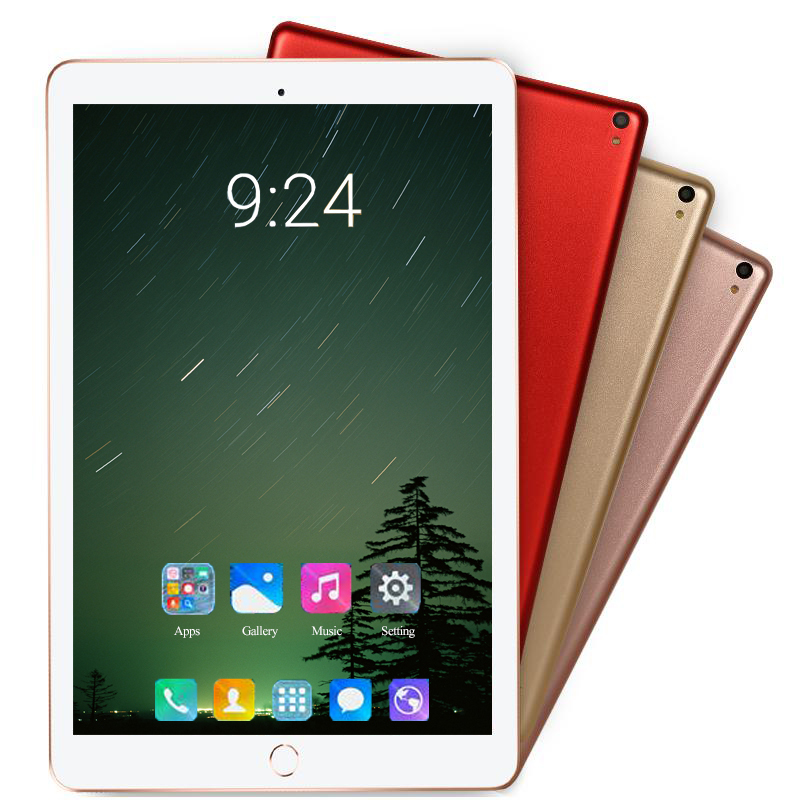 2020 Android 8.0 Tablet Pcs 10.1 Inch 4G LTE Tablet PC 10 Core RAM 6GB ROM 64GB 128GB Tablets Kids Tablet FM GPS  Android Tablet