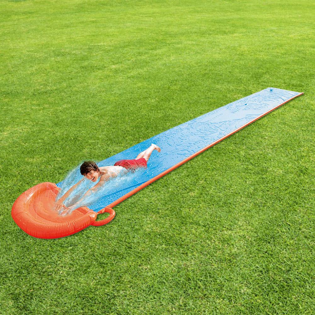 2020 crianças novas inflável único waterslide grande
