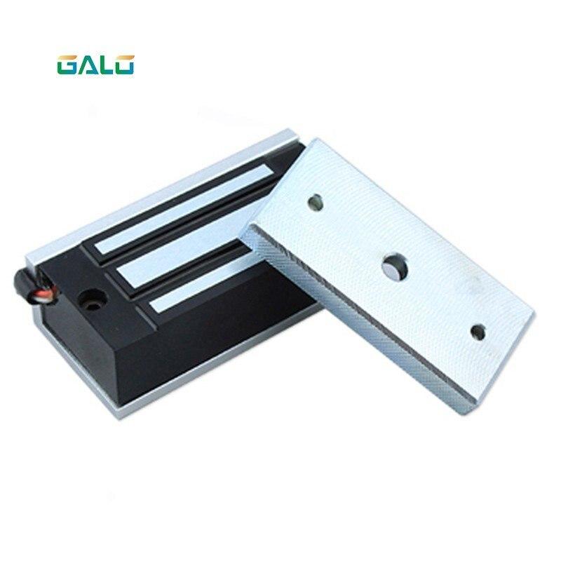 Free shipping Real life room escape props electric lock 60 kg Electromagnet lock 12v EM lock electromagnetic 12V magnet lock
