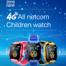 4G New GPS Children Smart Watch Video Call WiFi Accurate Positioning Baby Kid Smartwatch Anti Lost Tracker Waterproof Kids Watch(China)