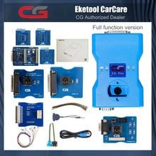 מקורי CGDI CG פרו 9S12 עבור BMW מפתח מתכנת הדור הבא של CG100 CG 100 עבור פריסקייל מלא גרסה כל מתאמים