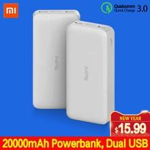 Xiaomi Redmi Power bank 20000mAh USB Type C Mi Powerbank 100